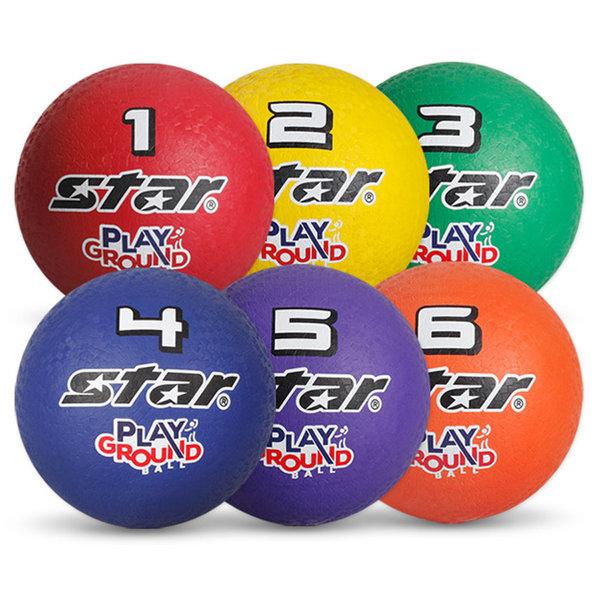 플레이그라운드볼세트/CB884/피구공/스타 공식판매점 상품이미지
