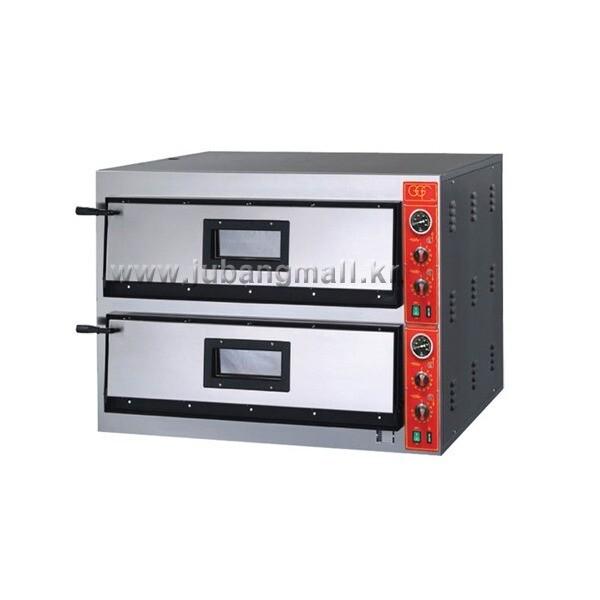 GGF 피자데크오븐 E4A+E4A (900x735x750 mm)전기 11kw 상품이미지