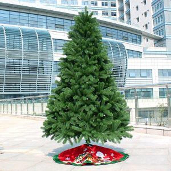 크리스마스트리 전나무 대형 교회 성당 업소 트리장식 상품이미지