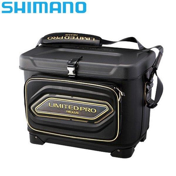 (에프원낚시) 시마노-BA-112N 25L RED/시마노 리미티드가방 바다백 상품이미지