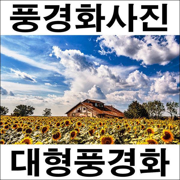 A005/풍경화/인테리어소품/풍경사진/풍경화그림/사진 상품이미지