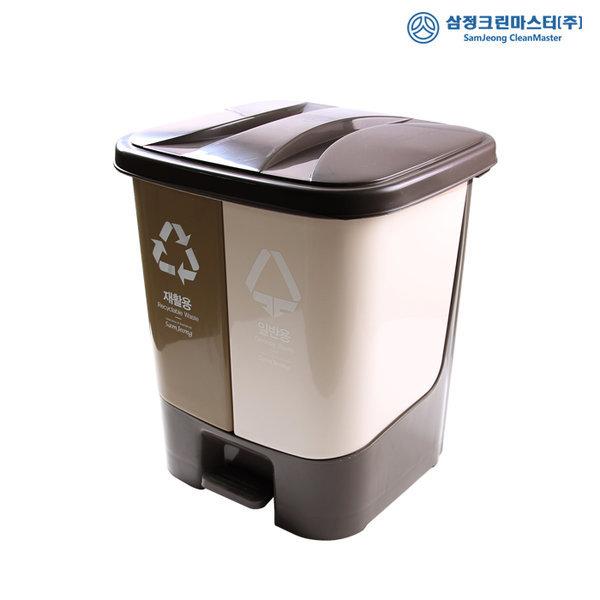 가정용분리수거함20L 분리수거 재활용 쓰레기통 상품이미지