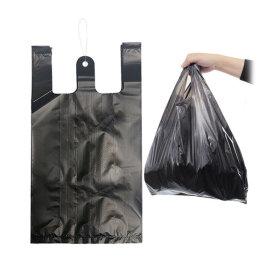 손잡이 검정 비닐봉투 5호 100매