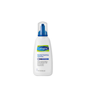 (New Launch) Cetaphil Gentle Foaming Cleanser 236ml