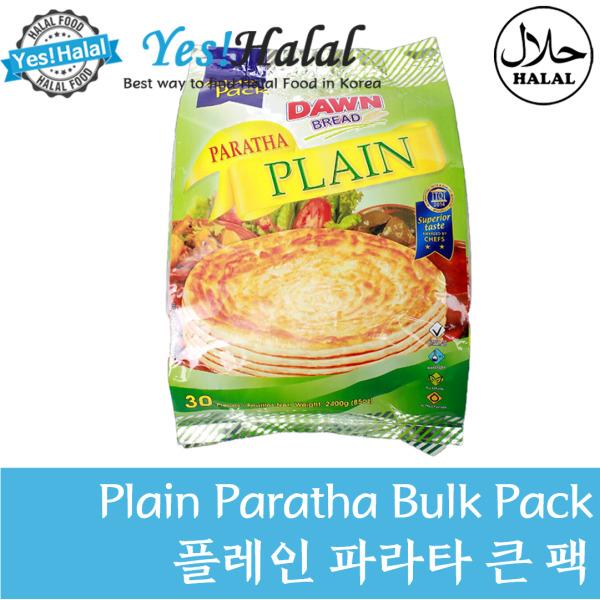 인도 식품/파라타 (30장 할랄 2.4Kg)/Paratha 2.4Kg 상품이미지
