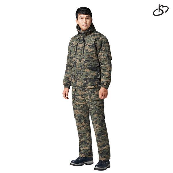 경신코리아 미해병 방한복 개별판매 얼룩색 하의 상품이미지