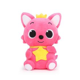 랄랄라 노래하는 핑크퐁 안전벨트 인형