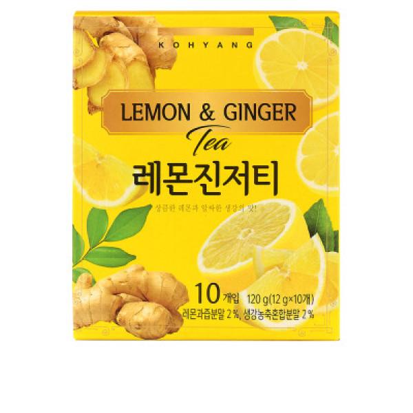레몬진저티 10T 12G 상품이미지
