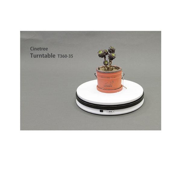 정품 시네트리 T360-35 360도 회전 턴테이블 상품이미지
