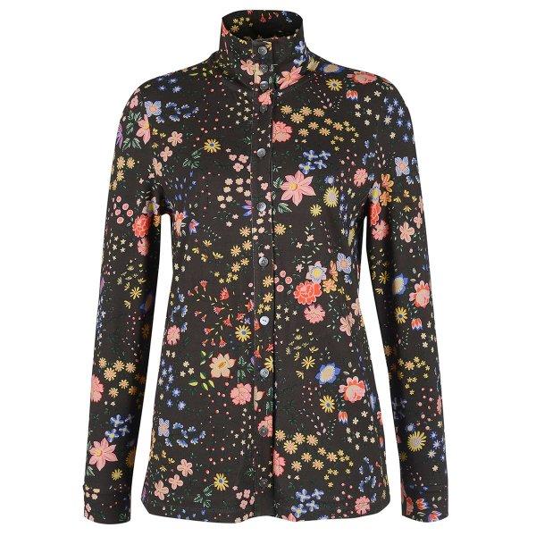 (신세계강남점)오일릴리 패턴 목폴라 티셔츠(OW9F2TS015) 상품이미지