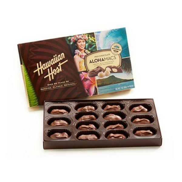 하와이안호스트 마카다미아 초콜릿 198g(12개입)x2팩 상품이미지