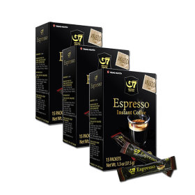 G7 베트남 G7 에스프레소 커피15Tx 3box/45개입