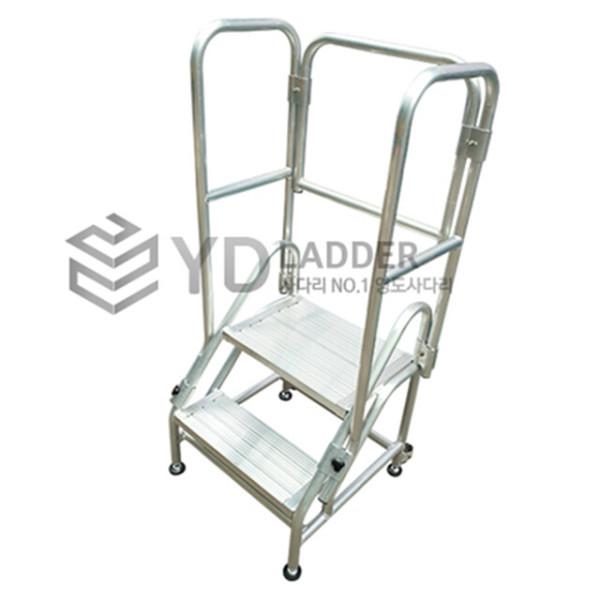 일체형 난간 계단 사다리 2단 (YDSCWS-02) 작업발판 상품이미지