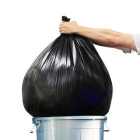 분리수거 쓰레기용 비닐봉투 특대형 100L 검정 100매