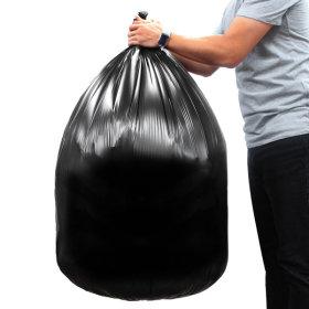 쓰레기용 비닐봉투 초대형(업소용) 120L 검정 100매