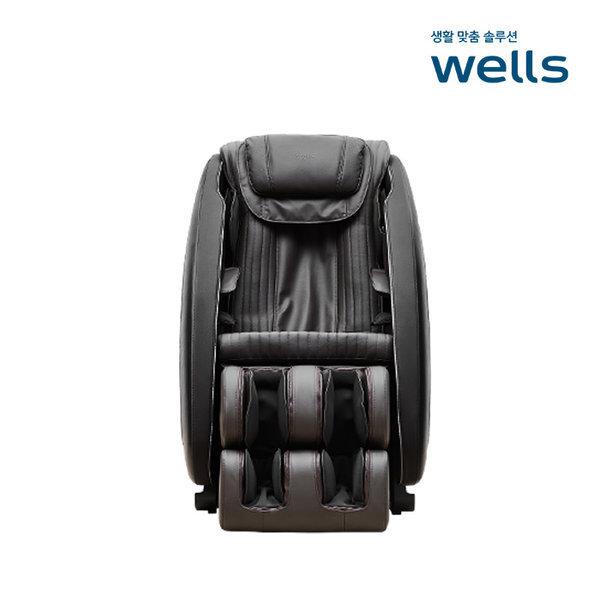 웰스 안마의자 렌탈  ML557RBA 블랙브라운 월49900원 상품이미지