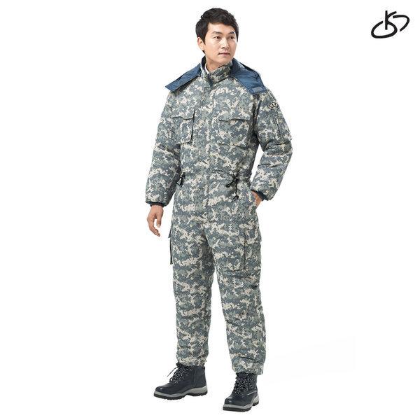 경신코리아 추동작업복 겨울스즈끼 정비복 방한우주복 상품이미지