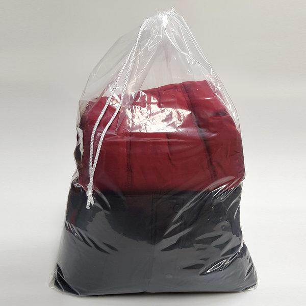 끈다리 대형비닐봉투 큰비닐 60cm x 75cm 장난감보관 상품이미지