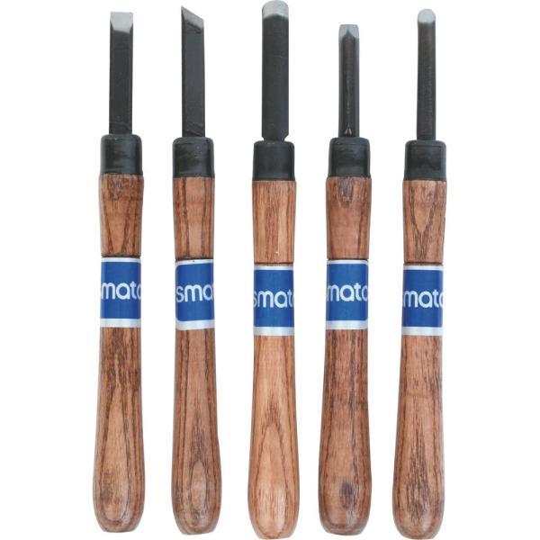 목공끌 조각도세트 SM-CK5P 상품이미지