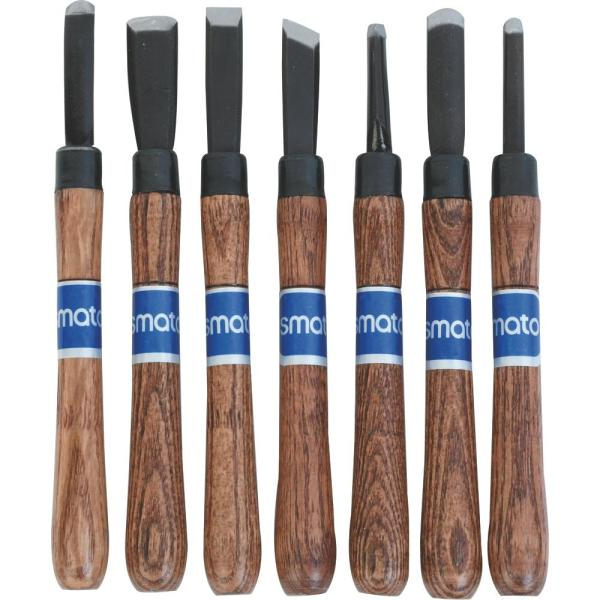 목공끌 조각도세트 SM-CK7P 상품이미지