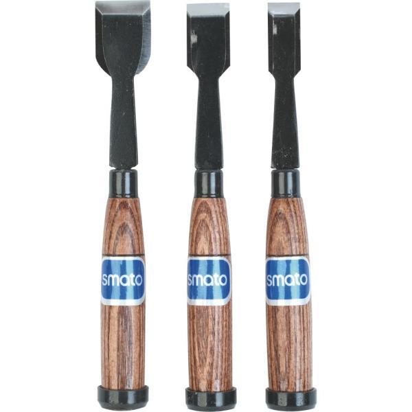 목공끌 조각도세트 SM-FC3P (평도세트 3P/다가네) 상품이미지