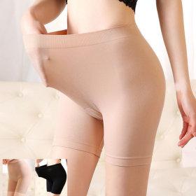 빅사이즈 여성 노라인 사각팬티 드로즈 네모속옷 5070