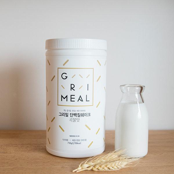 단백질쉐이크 다이어트 식사대용 곡물맛 상품이미지