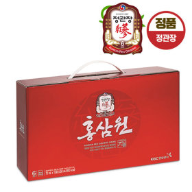 정관장 홍삼원 70ml  15포 선물하기 좋은 쇼핑팩 증정