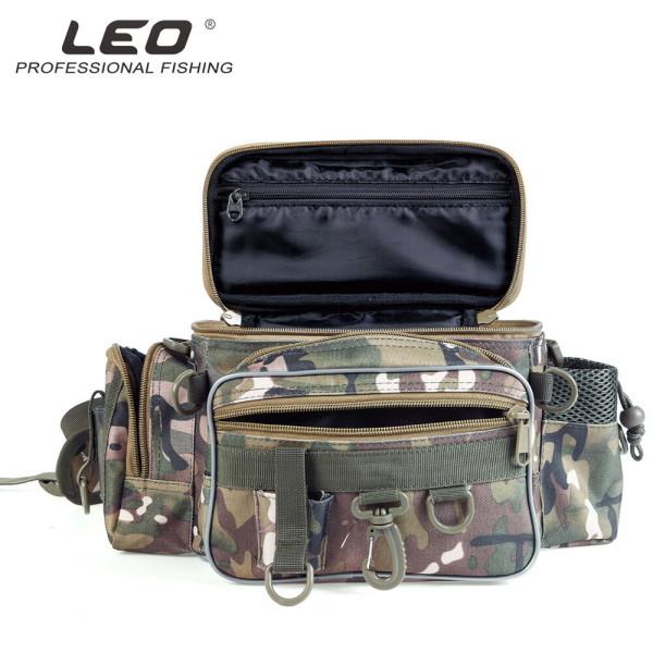 암산코리아 LEO 낚시 밀리터리 그린 크로스백 가방(바보사랑) 상품이미지