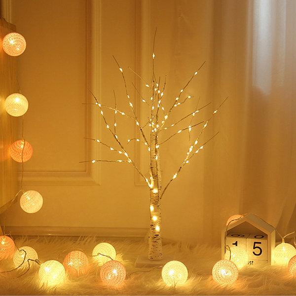 LED 겨울나무 트리나무 매장/소품/홈인테리어 (60cm) 상품이미지