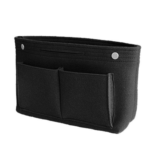 펠트 백인백 M 블랙 기저귀가방 보조가방 이너백 상품이미지
