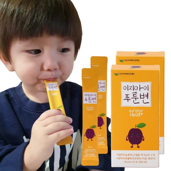 이지아이푸룬변 X2세트(30포)/아이 푸룬주스/푸룬즙 상품이미지