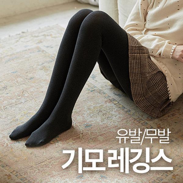 겨울 기모레깅스 여성 기모스타킹 유발 무발 상품이미지