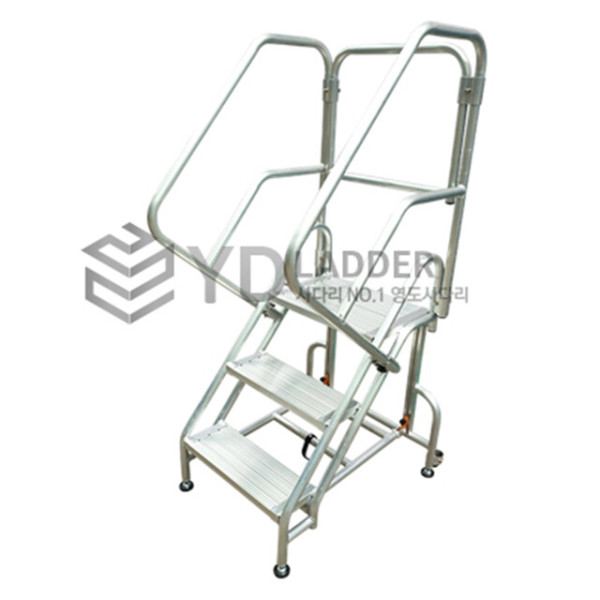 접이식 난간 계단 사다리 3단 (YDSCWS-03) 작업발판 상품이미지