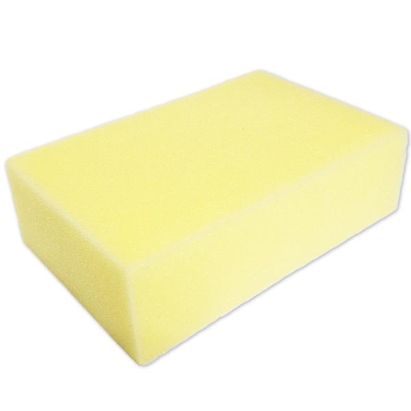 f코벨 (노랑 세차스폰지 1P) 세차용 스펀지 타일미장 상품이미지