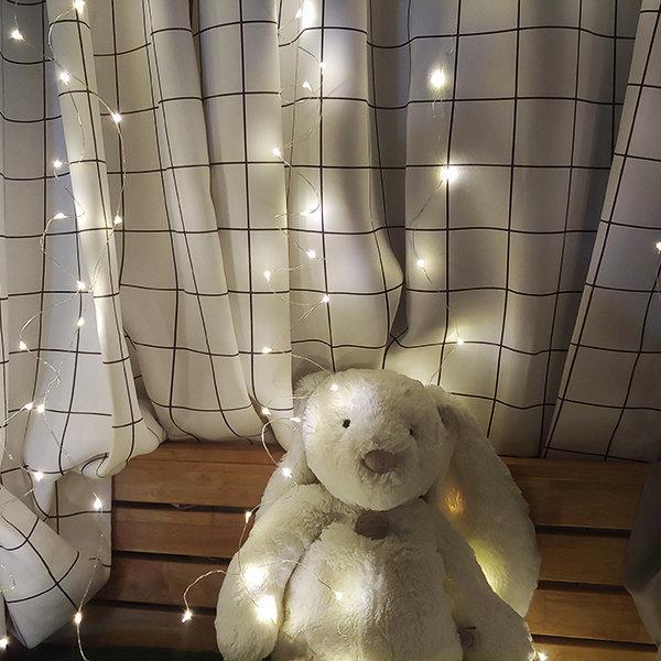 LED 커튼조명 300구 은하수 침실 장식 조명 간접등 상품이미지