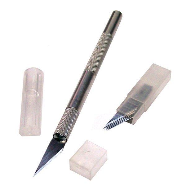 조립식 6p 정밀 컷팅칼-프라모델칼 아트칼 조각칼 상품이미지