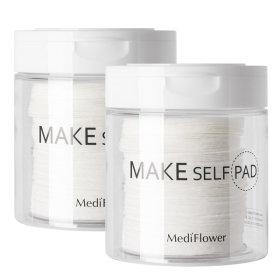 MAKE SELF PAD Cotton Pad Cleansing Toner Pad Keratin Pad Main 1+1