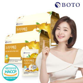 Made in Korea BALLOON ROOT N PEAR JUICE 80ml 30 packs 2 boxes