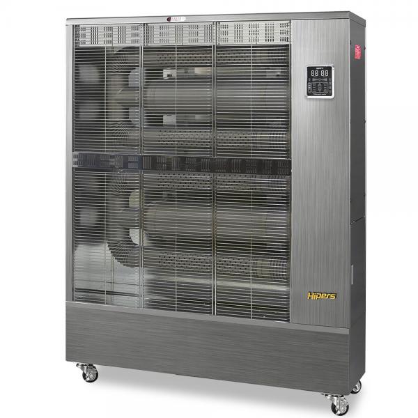 DSPE-250 /25KW/원적외선전기식돈풍기/온풍기능/리모컨 상품이미지