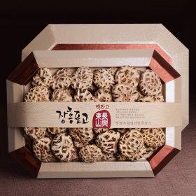 장흥 표고버섯 백화고 팔각세트 400g