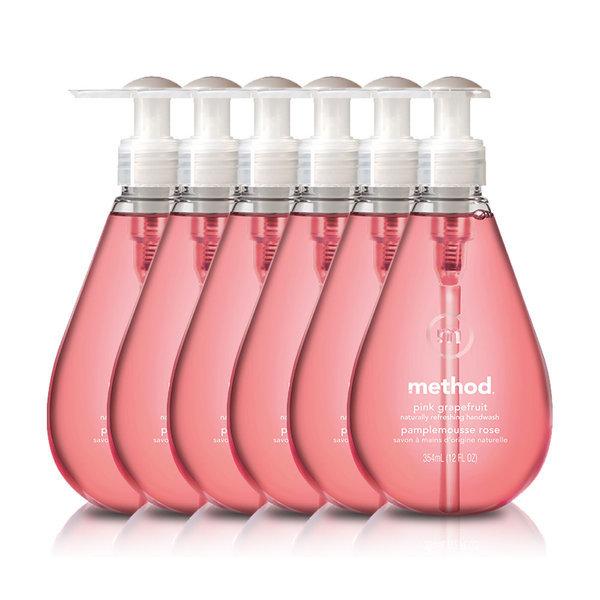 메소드 항균 고보습 핸드워시 핑크그레이프 354ml 3개 상품이미지