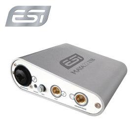 ESI MAYA 2IN/2OUT 오디오 인터페이스