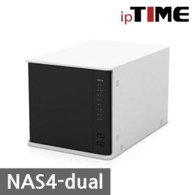 EFM ipTIME NAS4dual 4베이/나스/외장하드/케이스/USB