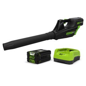 80V 전기 충전 전동 송풍기 브로워 무선 충전식 세트