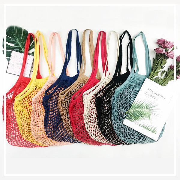 그물가방(네트백)/가방/에코백/비치백/여행용 해변 상품이미지