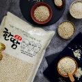 나주시공식쇼핑몰/ 보리의 최고봉 황찰보리 4kg (오픈)