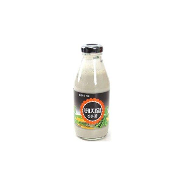 정식품)베지밀 검은콩두유(병) 190ml(반품불가)_10개 상품이미지