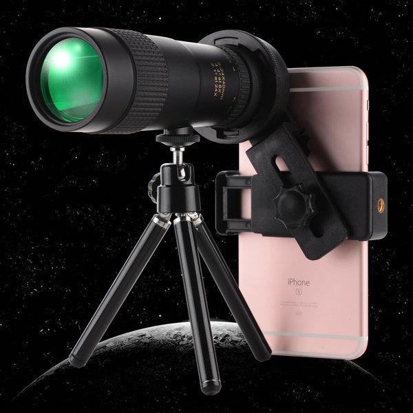 파워줌망원경 스마트폰망원경 고배율망원경 8-24x40 상품이미지