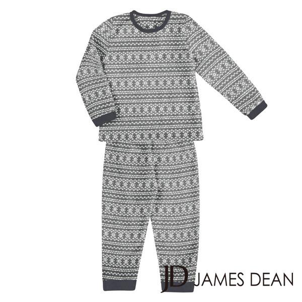 제임스딘 극세사 아동공용 수면 잠옷 세트(JHKEV922) 상품이미지
